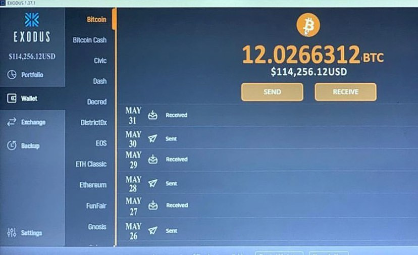 Another payout received today ,are you still having doubts,start investing your Bitcoin today and …