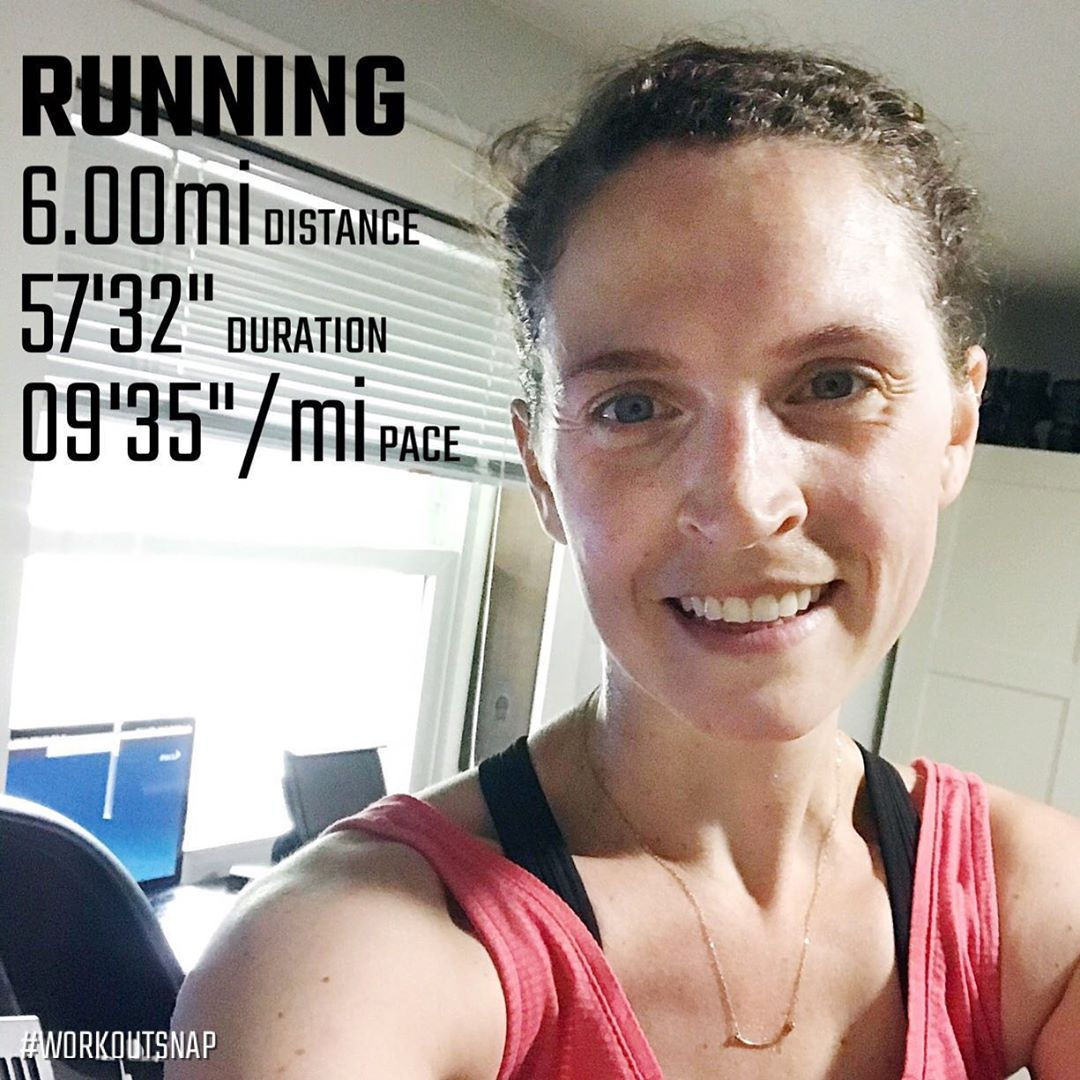 6 miles while watching a webinar is one of the main maybe only reasons I love working from home si…