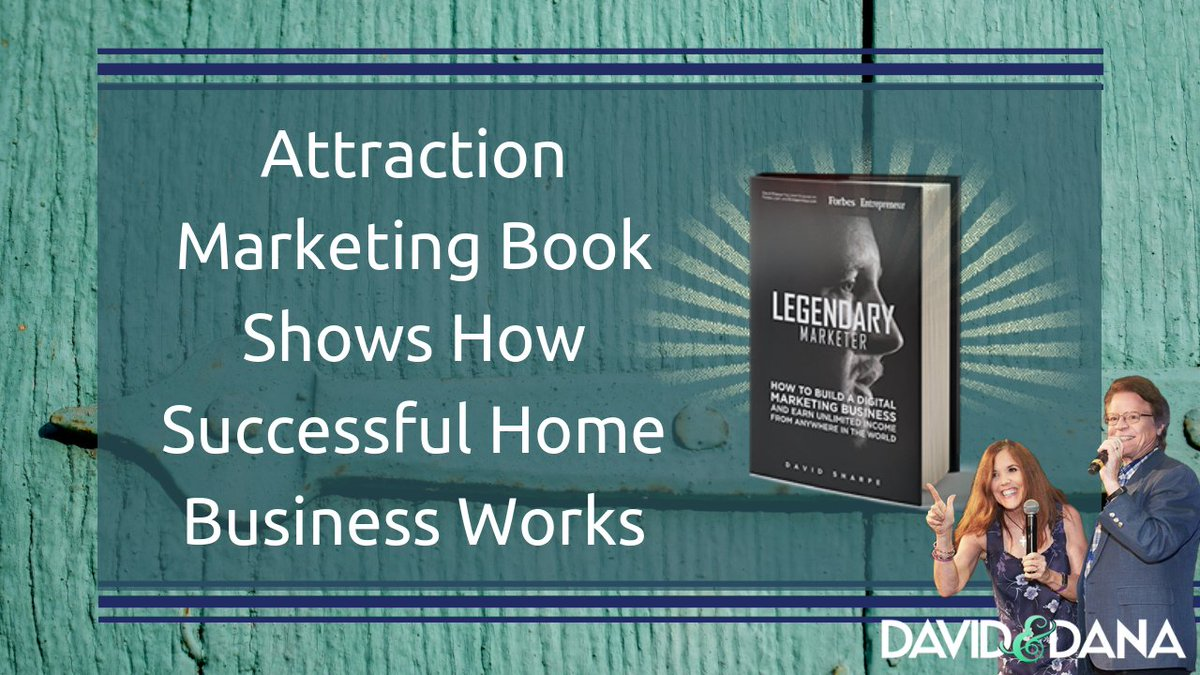 Would You Like to Know the Secrets of People Who Actually Succeed in Home Business Its time to learn how successful home business works and stop getting in your own way. AttractionMarketing WorkFromHome